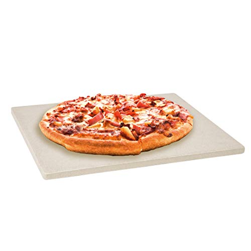Levivo Piedra para pizza/piedra de horno de cordierita resistente al calor, apta...