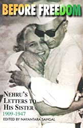 Before freedom: Nehru's letters to his sister