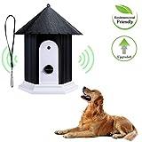GOFUN Hund Ultraschall Anti Bellen Repeller Effektive Hund Outdoor Antibell Trainer Barking Stoppen Trainingsgerät Bark Stop - Bellkontrolle für große und kleine Hunde Ultraschalltechnologie