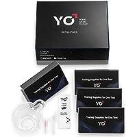 Refill 4Stück Tests für alle Samsung und Apple Yo Home Sperm Test Modelle | 4Extra motile Sperm Analyse Nachfüllpacks... preisvergleich bei billige-tabletten.eu