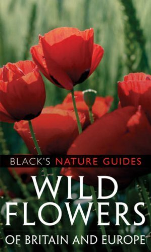 Wild Flowers of Britain and Europe (Black's Nature Guides) by Margot Spohn (15-Jun-2008) Paperback