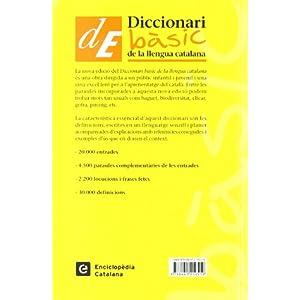 Diccionari bàsic de la llengua catalana (Diccionaris de la llengua)