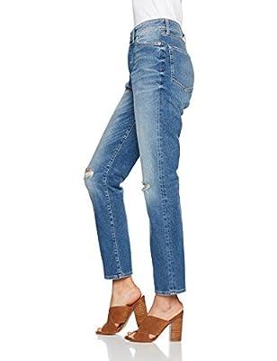 Mavi Women's Leonie Straight Jeans