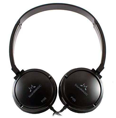 SoundMagic-P10S-Headphones-with-Mic-BlackGunmetal
