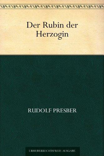 Der Rubin der Herzogin