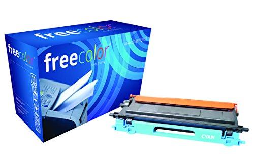 Preisvergleich Produktbild freecolor TN135C für Brother HL-4040CN,  Premium Tonerkartusche,  wiederaufbereitet,  4.000 Seiten,  5 Prozent Deckung,  CYAN