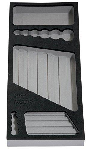 Sam Outillage MOD-60 Module vide pour clés à pipe débouchées