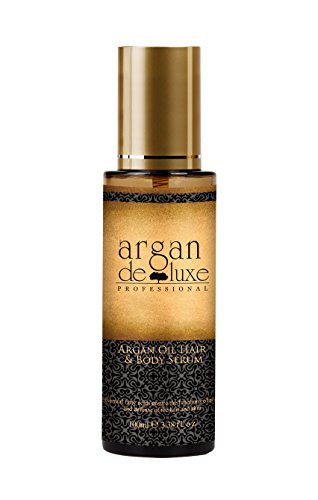 Argan Serum for Faster Hair Growth & Silk Smooth Skin