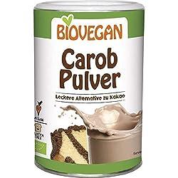 Biovegan Bio Carob, Bio (6 x 200 gr)