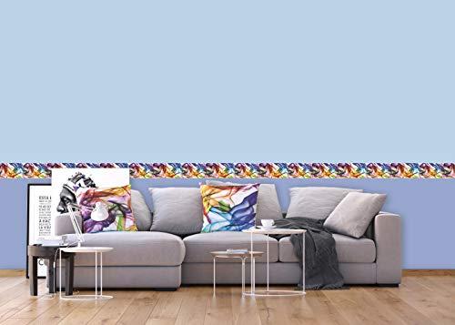 AG Design DKs 1090 Wall Sticker Disney-Autoadesivo Multicolor Carta 30 x 30 cm