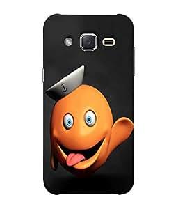Fuson Designer Back Case Cover for Samsung J1 Mini Prime :: Samsung Galaxy J1 Mini Prime (Love One Liners Motivational Inspirational Spiritual Lonely)