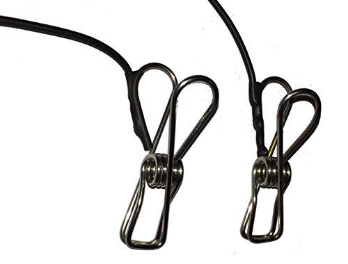 Elektrosex - Reizstromklammer - Wäscheklammer - - SM Spielzeug - Bondage - Tens - EMS - Brust - Nippel - Estim - MF119