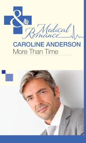 book cover of More Than Time