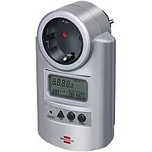 Brennenstuhl Energiemessgerät Primera-Line PM 231 E silber, 1506600