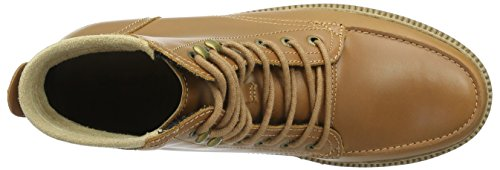 Lacoste Montbard Boot 316 1, Bottes Classiques homme Marron - Braun (LT BRW 158)