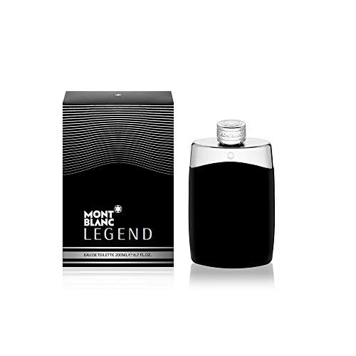 Mont Blanc Legend, Agua de tocador para mujeres - 200 ml.