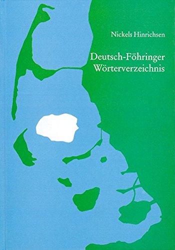 Deutsch-Föhringer Wörterverzeichnis