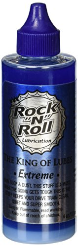 Rock N Roll Extreme Lube, 4-Ounce by Rock N Roll