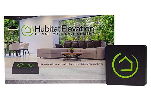 Hubitat Elevation Home Automation Hub - Kompatibel mit Alexa, Google Home, Iris, Zigbee, Z-Wave, Lutron, Wink Home Automation Z-wave