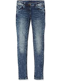 TOM TAILOR Kids Girl's Authentic Skinny Treggings Jeans