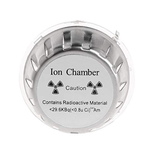 Qiman Ion Chamber Metall Geiger Brandmelder Sicherheitssystem Quelle Rauchmelder Sensor