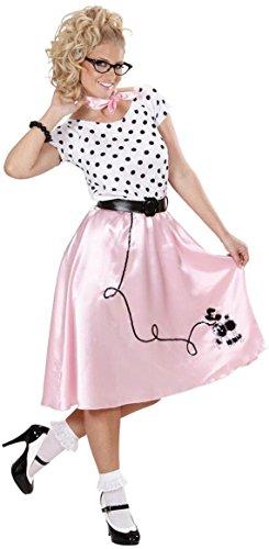 Imagen de all4yourparty  disfraz de grease para mujer, talla m s/58442