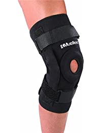 Mueller Pro Level Hinged Knee Brace Deluxe