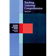 Teaching Listening Comprehension: Paperback