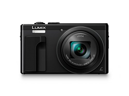 Panasonic LUMIX DMC-TZ81EG-K Travellerzoom Kamera (18,1 Megapixel, LEICA Objektiv mit 30x opt. Zoom, 4K Foto und Video, Sucher, 3-Zoll Touch-LCD) schwarz (Hd Panasonic Lumix)