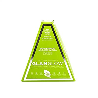 GLAMGLOW POWERMUD Dual Cleanse Treatment 50 g from GLAMGLOW