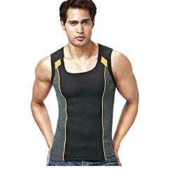 Dixcy B1100 Mens Cotton Vest (Color-Assorted)(Pack Of 2) (X-Large)