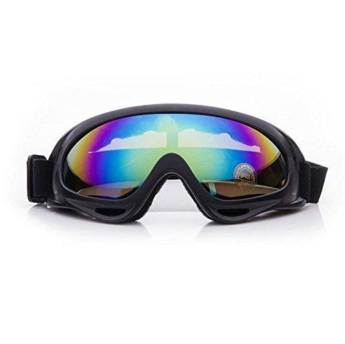 Outdoor Radsportbrillen Fahrradbrillen Dirt Sand Wind Staub Schutz Sonnenbrille Eyewear Taktische Skifahren Schutzbrillen, um Partikel zu verhindern