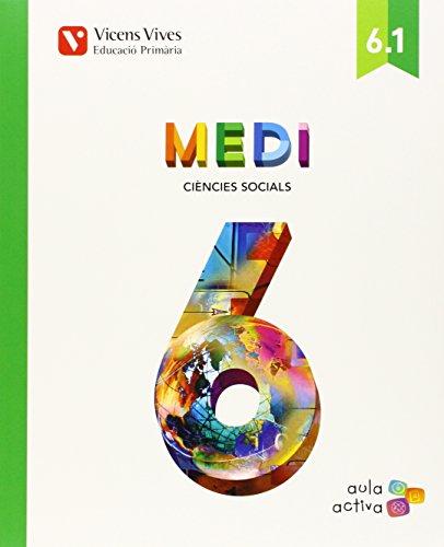 Medi 6 Social I Natural (aula Activa) Ambit - 9788468215846