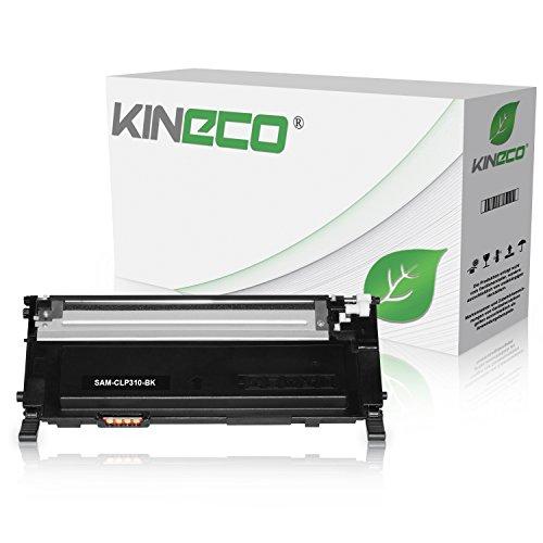 Preisvergleich Produktbild Toner Kompatibel zu CLP-310, CLP-315, CLX-3170FN, CLX-3175FN - CLT-K4092S/ELS - Schwarz 2.500 Seiten