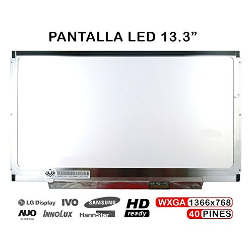 "Price comparison product image LED Laptop Screen 13.3 ""inch CLAA133WB01 A N133BGE-L32 B133 X W01 V1"