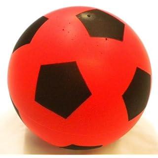 Spielzeug für draußen LENA_62178_-_SOFT_FUßBALL_AUS_SCHAUMSTOFF??_WEICHER_BALL_CA._18_CM