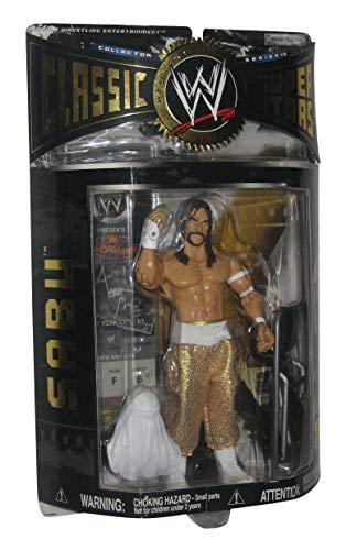 WWF Wrestling-Wwe Classic Superstars SABU 15.24 cm Figur ohne Verpackung