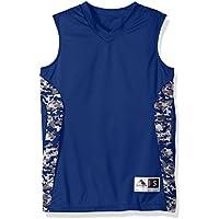 Augusta Sportswear Boys' Hook Shot Reversible Jersey M Royal/Royal Digi