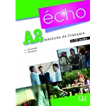 Écho - Niveau A2 - CD audio collectif