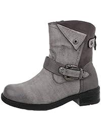 oliver Amazon S shoes 25233 5 Grigio 21 5 Inverno 354cARjLq