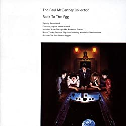Back To The Egg (The Paul McCartney Collection) by Paul McCartney (1998-11-24)