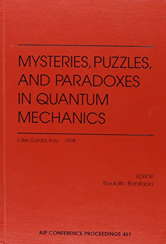 MYSTERIES, PUZZLES AND PARADOXES IN QUANTUM MECHANICS