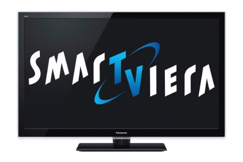 Panasonic TX-L32EW5 80 cm (32 Zoll) LED-Backlight-Fernseher, Energieeffizienzklasse A+ (Full-HD, 100Hz blb, DVB-S/T/C, Smart TV) Piano-schwarz (Tv 32 Panasonic)