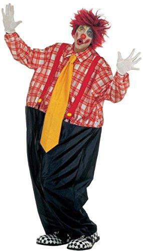 Widmann 4502c - clown grassone costume, taglia unica
