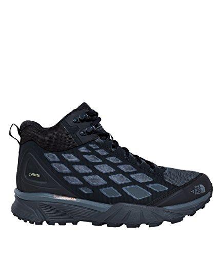 North Face Endurus Hike Mid GTX Walking Boots Tnfblk/dkshdwgr
