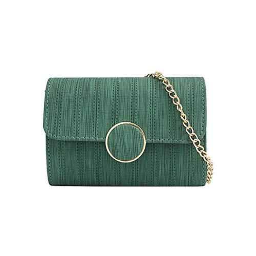 Taschen Shoulder Bag Handtasche Satchel Schulter handbag Rucksack,Freizeit heißer Verkauf Kette Crossbody Messenger Schultertasche ()