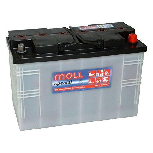 Preisvergleich Produktbild MOLL special CLASSIC 88120 12V 120Ah (ersetzt MOLL SOLAR 80130)