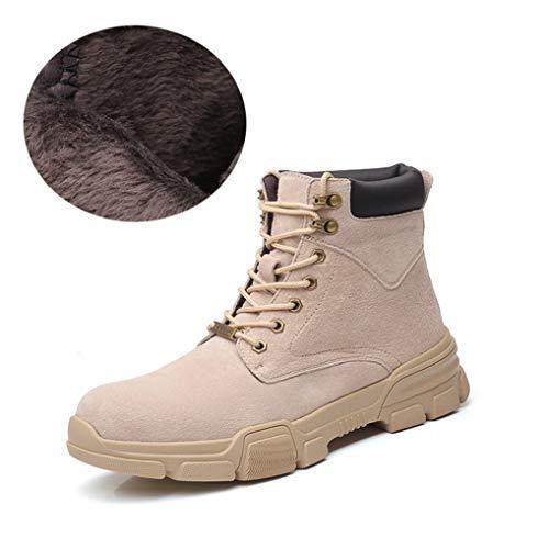 Starttwin Motorradstiefel für Herren Casual Wear Shockproof Combat Boots