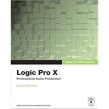 Apple Pro Training Series: Logic Pro X: Professional Music Production, Access Code Card