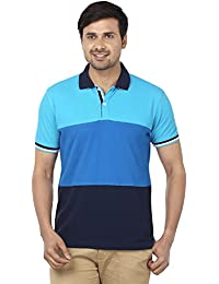 Men's Cotton Cut & Sew Polo Tee By Ruse
